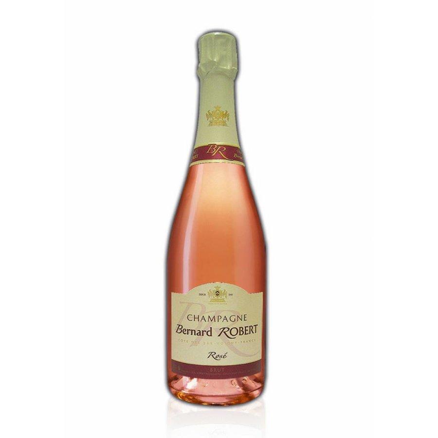 Champagne Bernard Robert Rosé Brut 75cl
