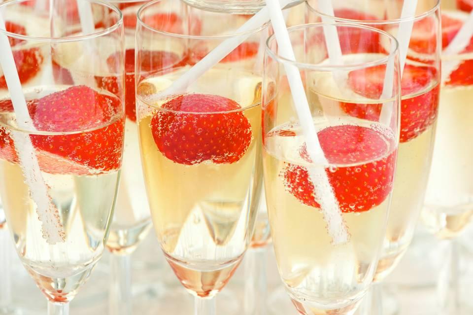 Een gezond voornemen voor 2017: drink meer champagne!