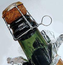 Champagne openen: hoe heurt het?