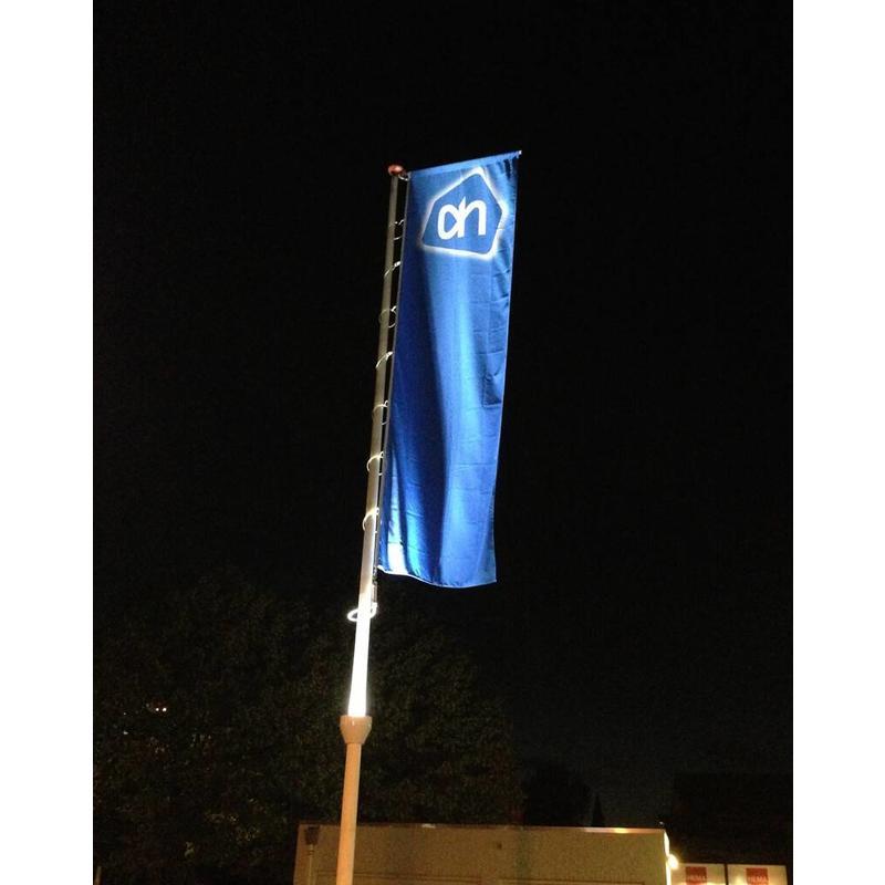 Vlaggenmast verlichting, LED, professioneel