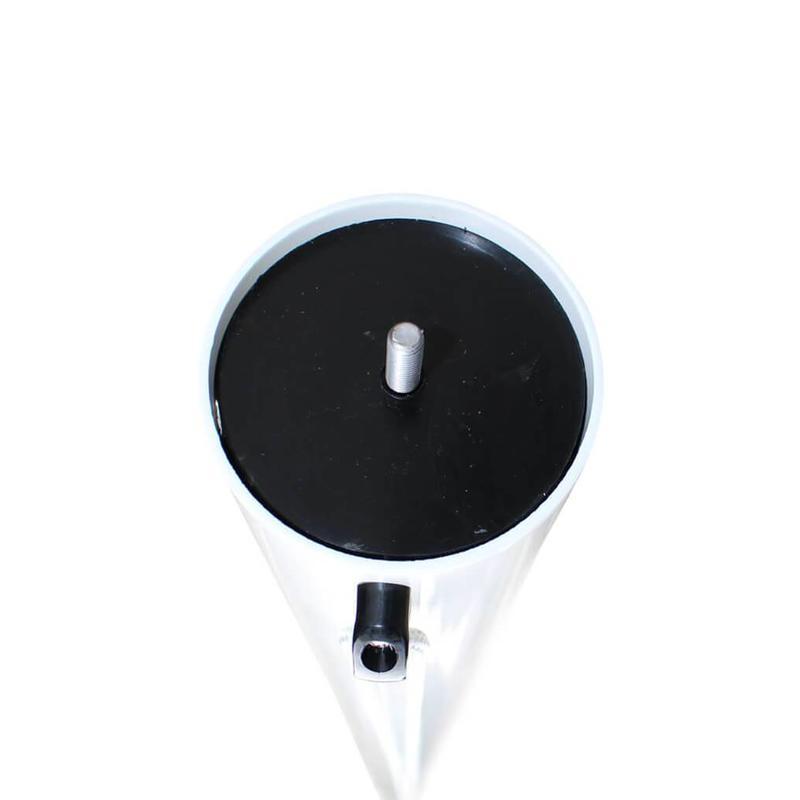 Rubberen adapter voor mastknoppen