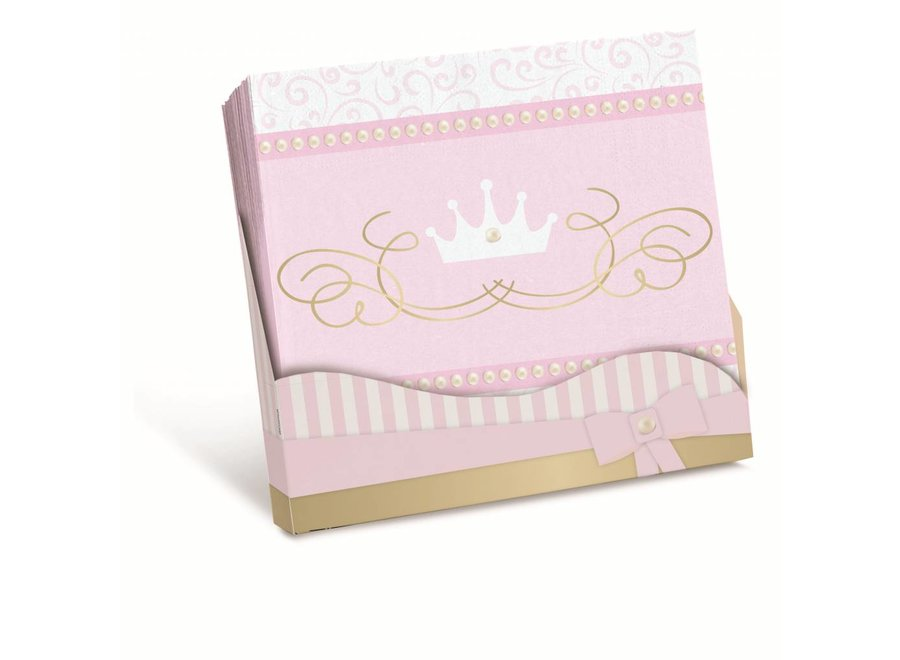 PRINCESS KINGDOM NAPKINS