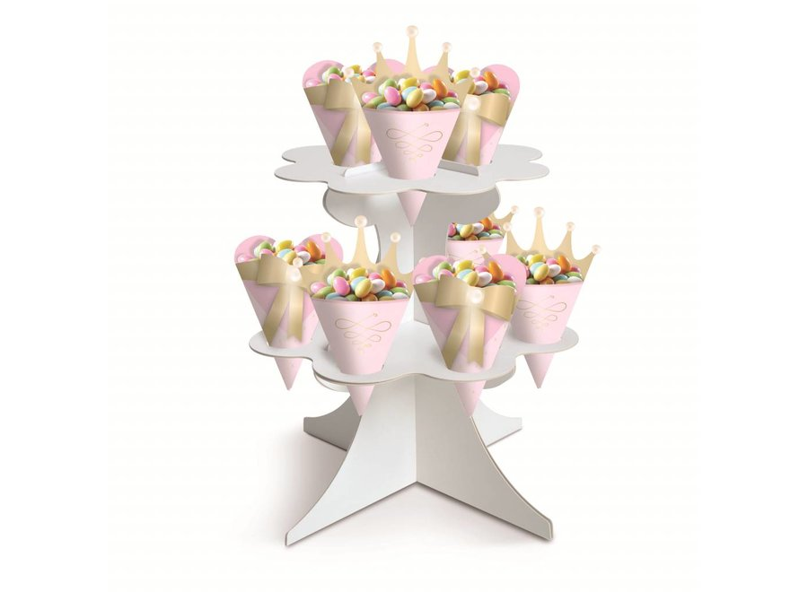 PRINCESS KINGDOM MINI PARTY CONES