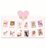 Jollyjoy PRINCESS KINGDOM PHOTO BOARD