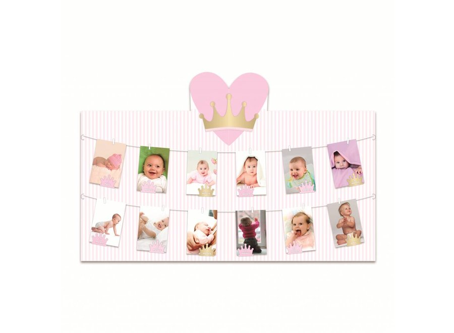 PRINCESS KINGDOM PHOTO BOARD