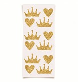 Jollyjoy PRINCESS KINGDOM GLITTER STICKERS