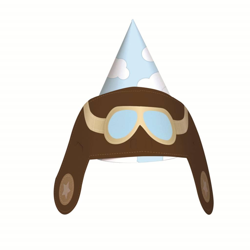 Jollyjoy EXPLORER AVIATOR PARTY HATS