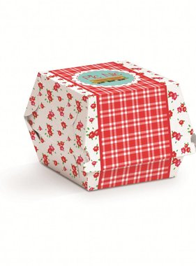 Jollyjoy PICNIC MINI HAMBURGER BOX