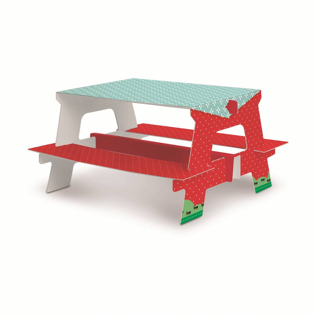 Jollyjoy PICNIC SPECIAL BENCH SWEETS HOLDER