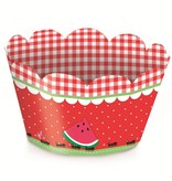 Jollyjoy PICNIC CUPCAKE WRAPS & PICKS