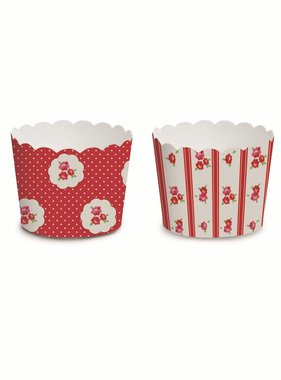 Jollyjoy PICNIC CUPCAKE TIN KIT WITHOUT LIDS