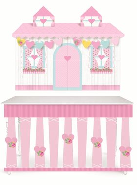 Jollyjoy GIRLS TEAHOUSE TABLE PROP KIT