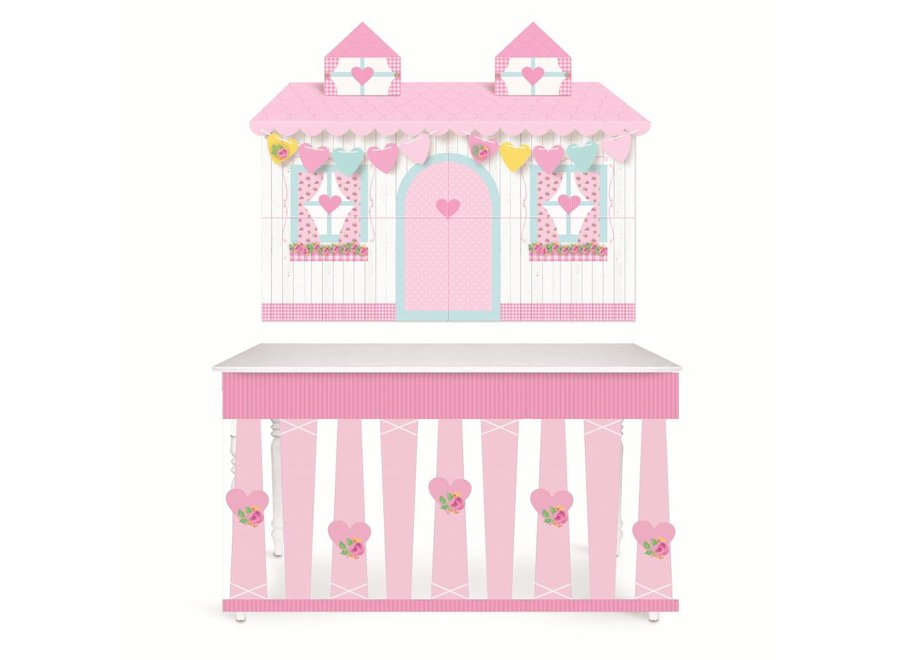 GIRLS TEAHOUSE TABLE PROP KIT