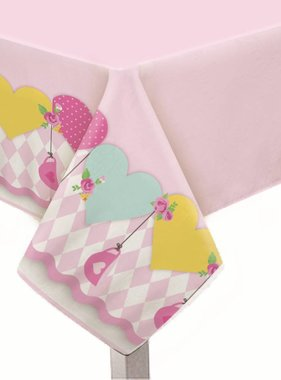 Jollyjoy GIRLS TEA MAIN TABLE COVER