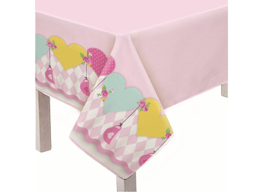 GIRLS TEA MAIN TABLE COVER