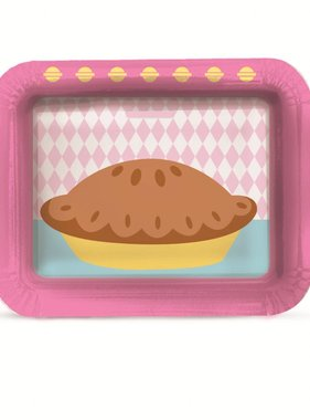 Jollyjoy GIRLS TEA LAMINATED TRAY