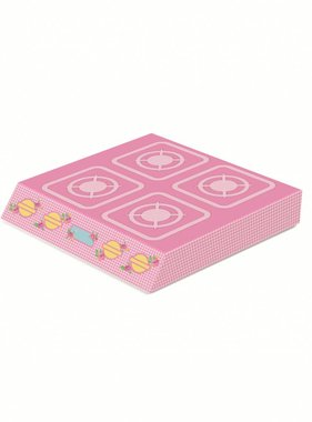 Jollyjoy GIRLS TEA SPECIAL STOVE TRAY