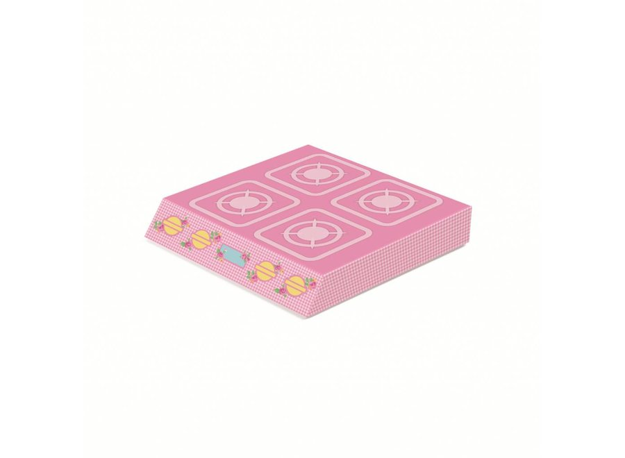 GIRLS TEA SPECIAL STOVE TRAY