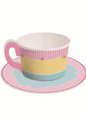 Jollyjoy GIRLS TEA CANDY TEACUP