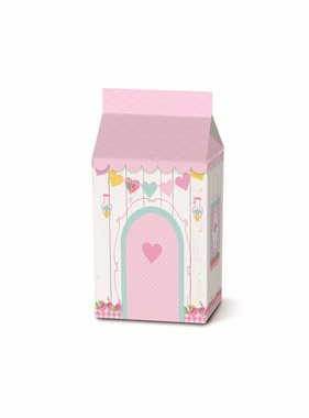 Jollyjoy GIRLS TEA MILK BOX