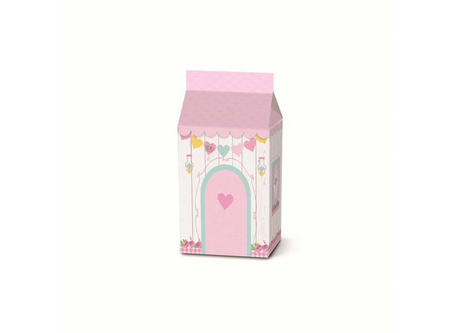 GIRLS TEA MILK BOX