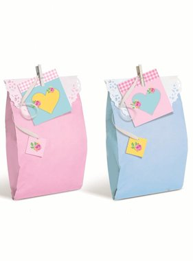 Jollyjoy GIRLS TEA FAVOUR BAGKIT