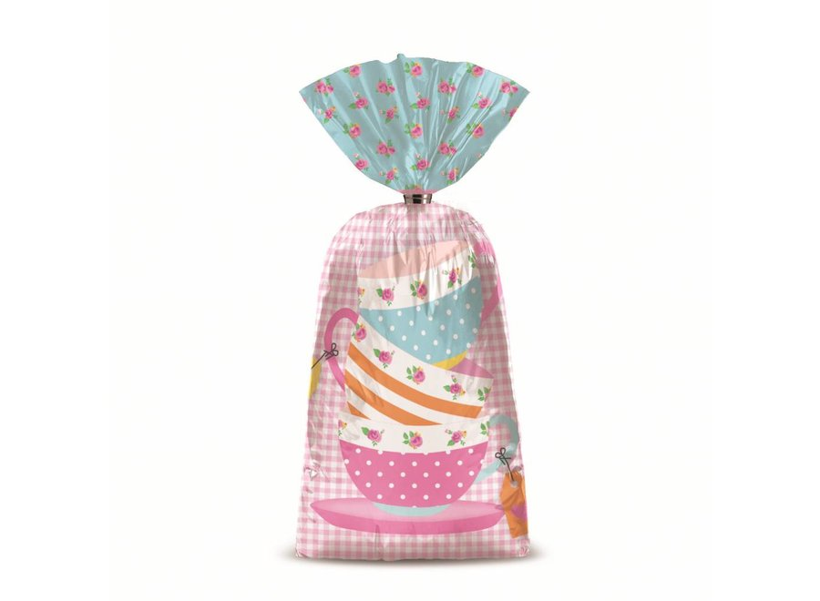 GIRLS TEA PARTY BAG