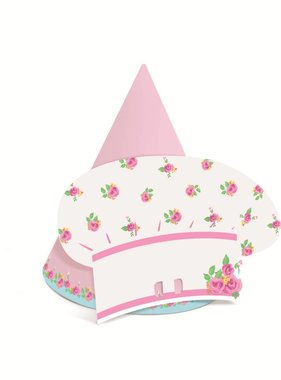 Jollyjoy GIRLS TEA CHEF'S PARTY HATS