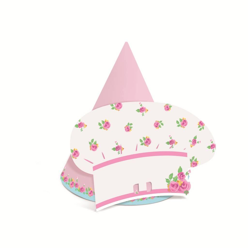 Jollyjoy GIRLS TEA CHEF'S PARTY HATS