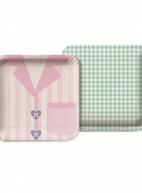 Jollyjoy DREAM PARTY SQUARE PLATE