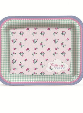 Jollyjoy DREAM PARTY LAMINATED TRAY