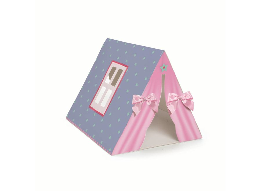 DREAM PARTY DECORATED TENT BOX