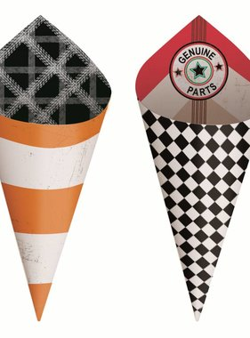 Jollyjoy GARAGE MINI PARTY CONES