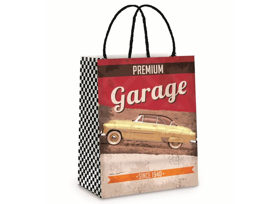 GARAGE LAMINATED BAG