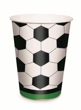 Jollyjoy FOOTBALL PAPER CUPS