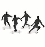 Jollyjoy FOOTBALL DECORATIVE CUTOUTS