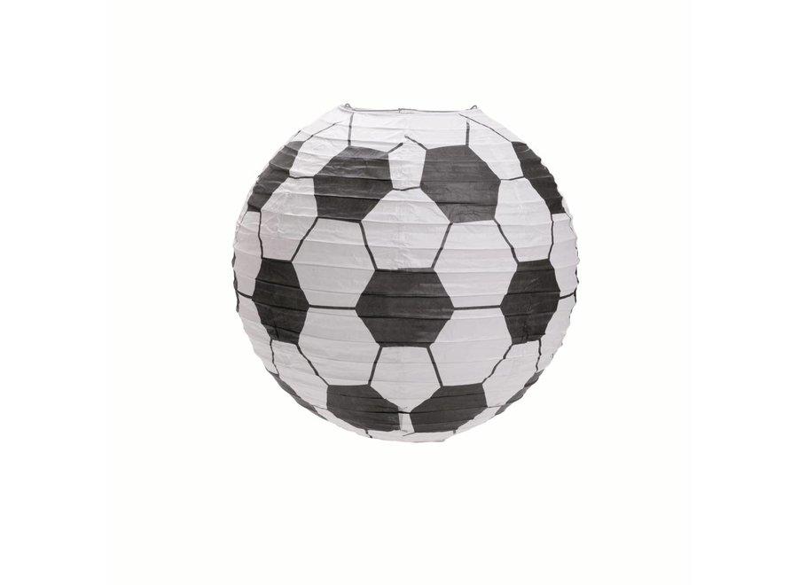 ROUND FOOTBALL LANTERN
