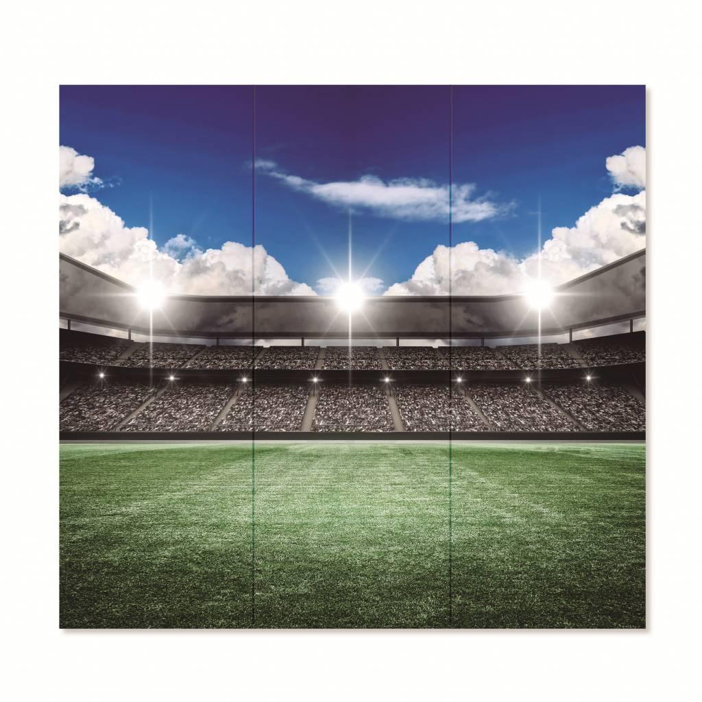 Jollyjoy GIANT FOOTBALL STADIUM 6-PIECE PANEL