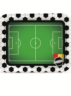 Jollyjoy FOOTBALL LAMINATED TRAY