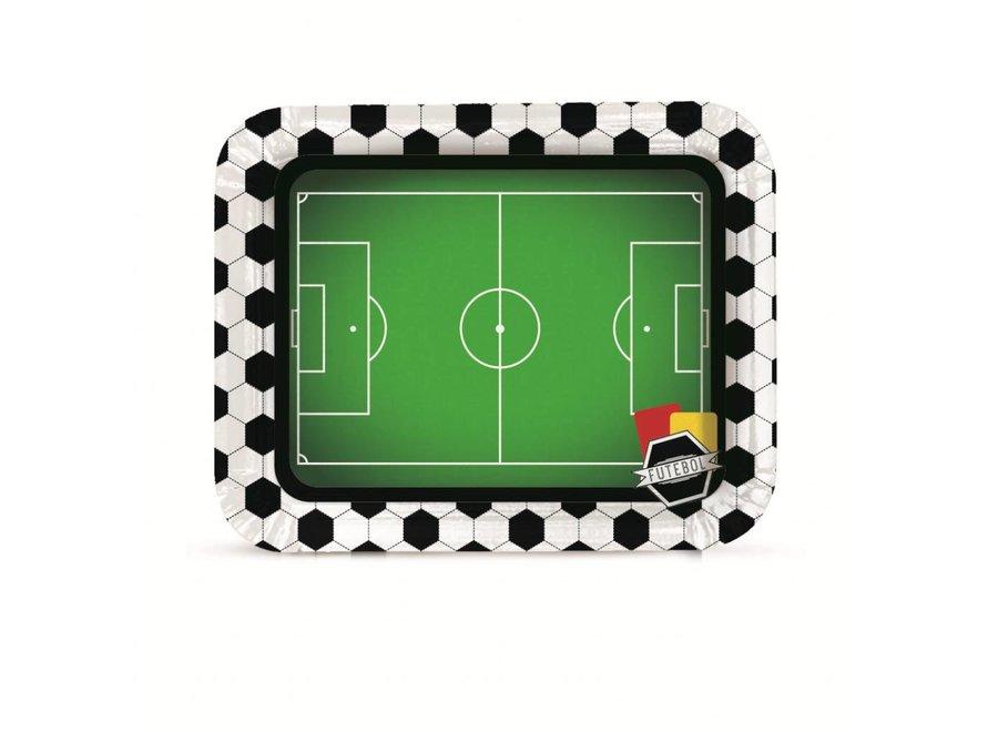 FOOTBALL LAMINATED TRAY