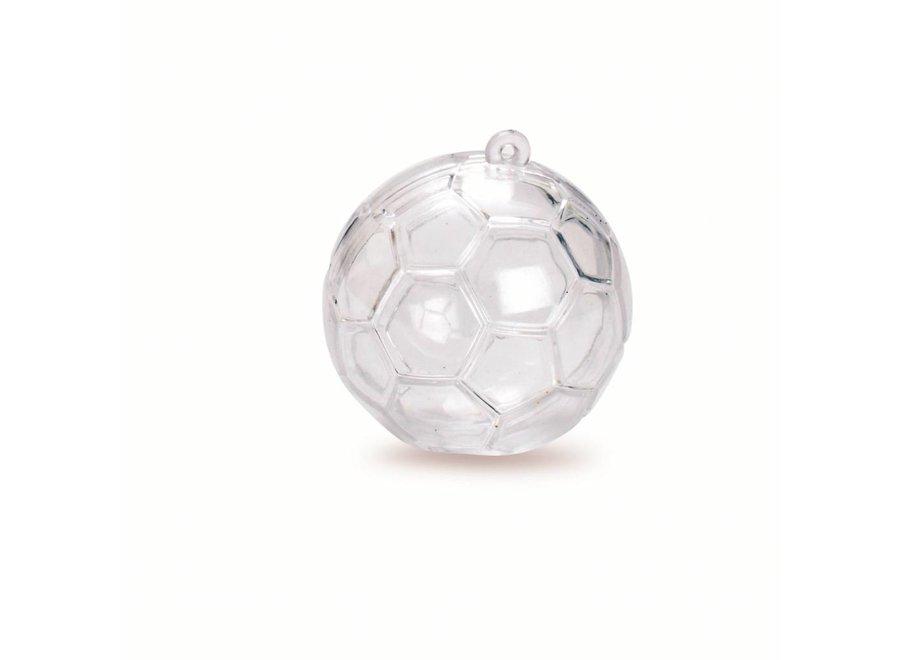 CLEAR FOOTBALL BALL
