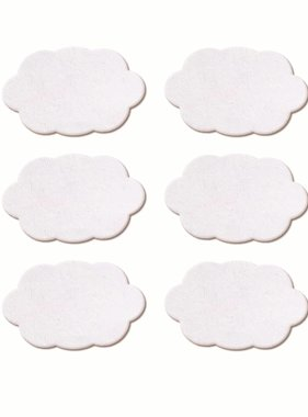 Jollyjoy MINI STICKER WHITE CLOUD CHALKBOARDS