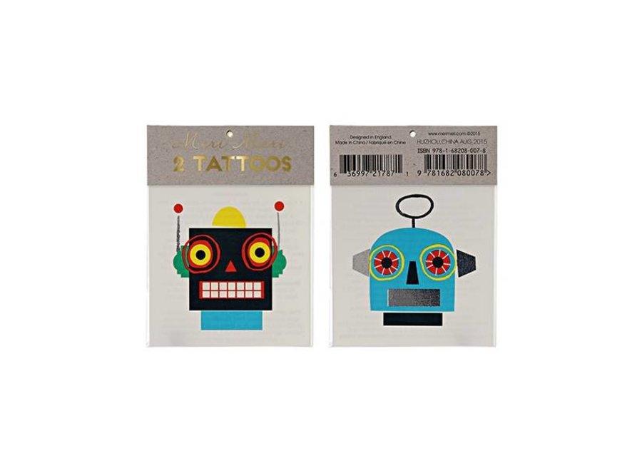ROBOTS TATTOO