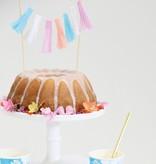 Meri Meri TOOT SWEET LARGE CAKE TOPPER