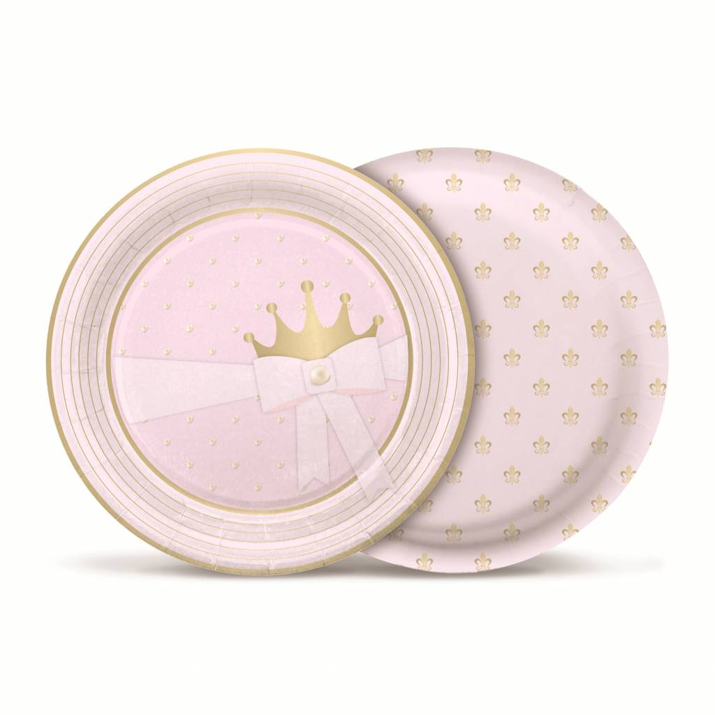 Jollyjoy  Rijk Van De Prinses Standaard Feestpakket voor 8 of 10 personen