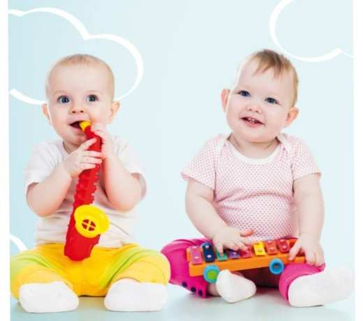 Versiering voor Babyshowers & Babyfeesten