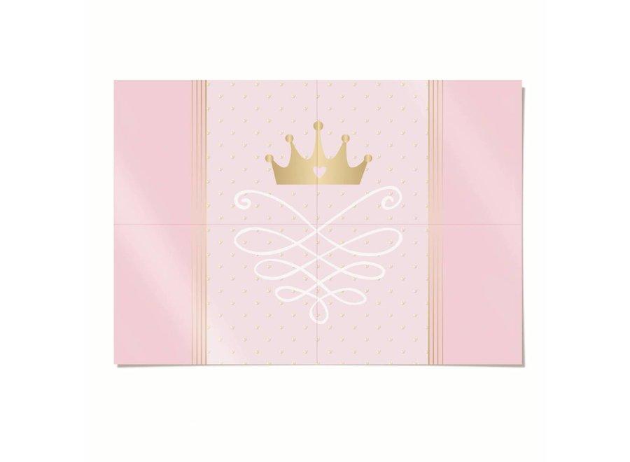 Rijk Van De Prinses Luxe Feestpakket voor 8 of 10 personen