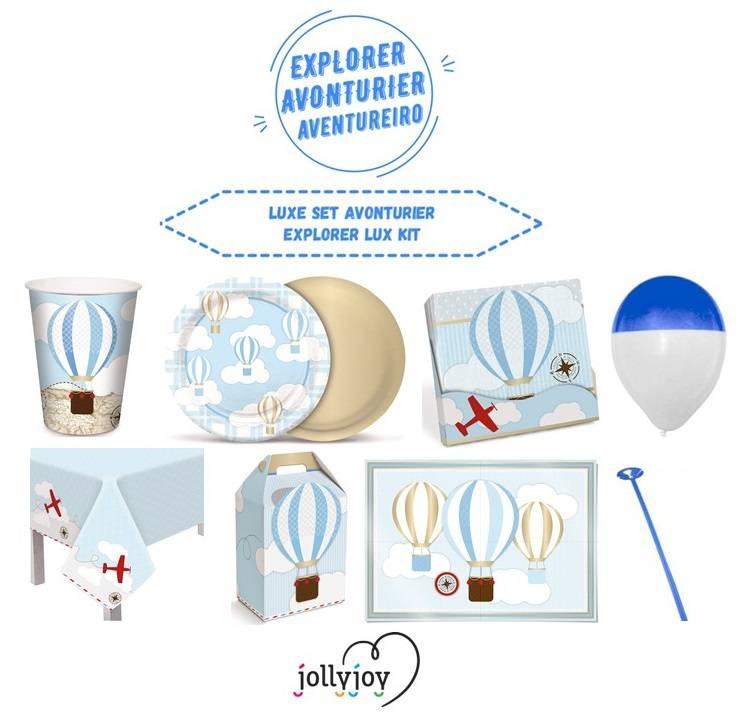 Jollyjoy EXPLORER LUX KIT