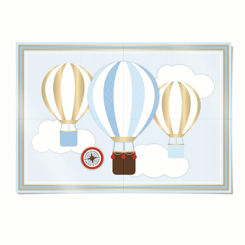 Jollyjoy Avonturier  Luxe Feestpakket voor 8 of 10 personen