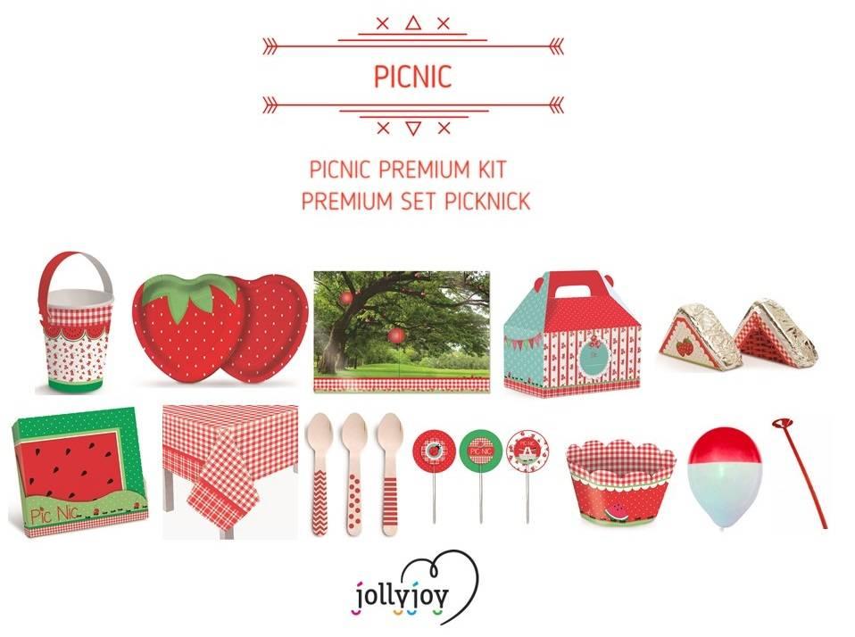 Jollyjoy PREMIUM KIT PIC NIC